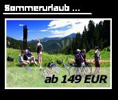 Sommer Urlaub in der Slowakei